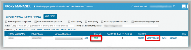 How to Configure Proxy Settings on Jarvee