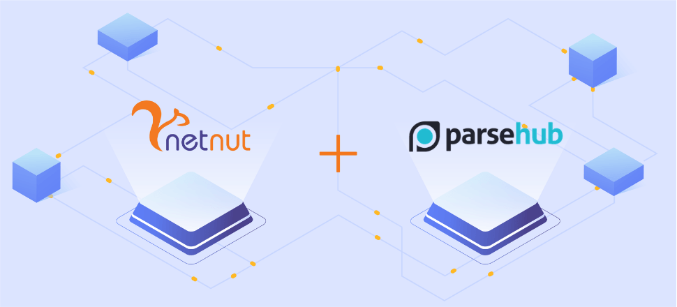 Configure proxy setting on Parsehub - netnut residential proxy network